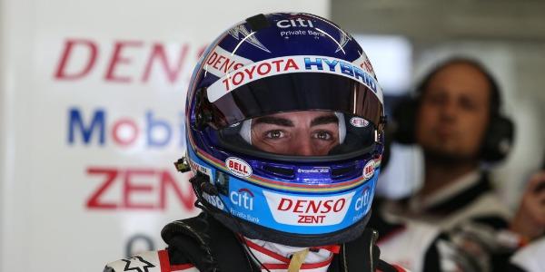 Fernando Alonso gana en Le Mans